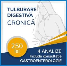 Tulburare digestiva cronica