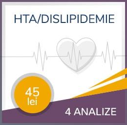 pachet HTA/dislipidemie
