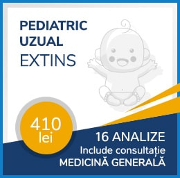 Pachet pediatric extins