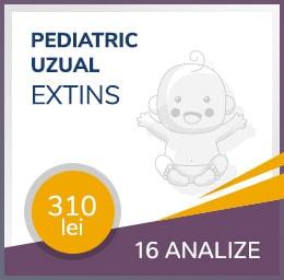 pachet pediatric uzual extins