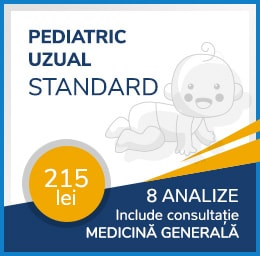 Pachet pediatric standard