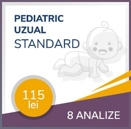 pediatric uzual standard