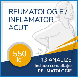 Reumatologie inflamator acut