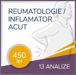 pachet reumatologie