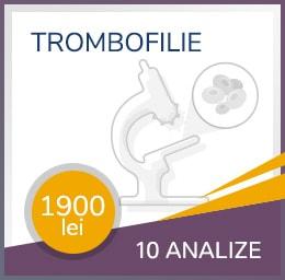 Pachet trombofilie