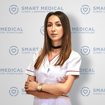Dr. Cirlă Amel Endocrinologie
