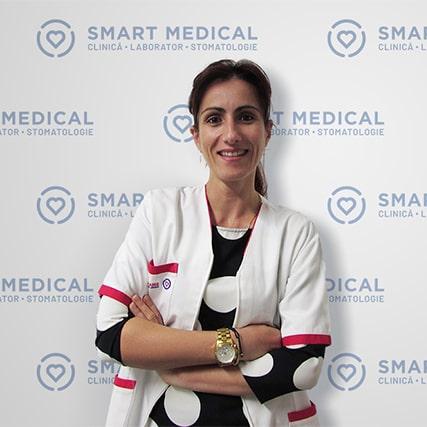 Dr. Delcea Vera Obstetrică Ginecologie