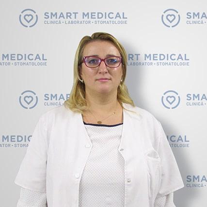 Dr. Petcu Irina Fizioterapie și recuperare medicală