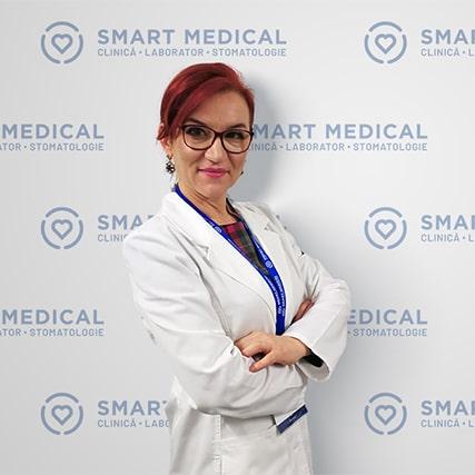 Dr. Moraru Gabriela ORL
