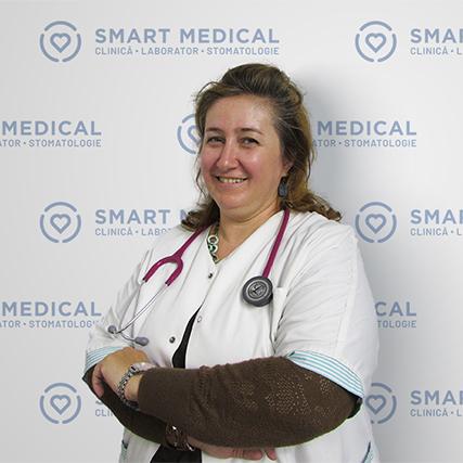 Dr. Predoaica Daniela Maria Medicină Internă